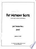 Pat Metheny suite