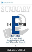 Summary of The E Myth Revisited Book