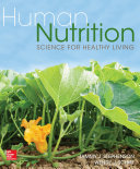 Human Nutrition  Science for Healthy Living Book PDF