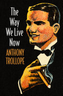 The Way We Live Now Book