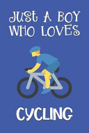 Just a Boy Who Loves Cycling