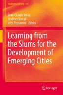 Pdf Learning from the Slums for the Development of Emerging Cities Telecharger
