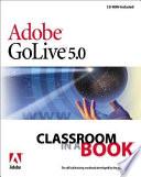 Adobe GoLive 5 0