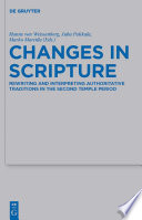 Changes In Scripture