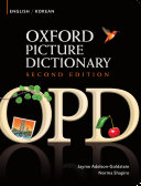 Oxford Picture Dictionary English Korean Edition  Bilingual Dictionary for Korean speaking teenage and adult students of English