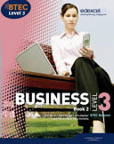 Btec Level 3 National Business. Student