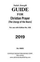 Saint Joseph Guide for Christian Prayer  The Liturgy of the Hours  2019  Book