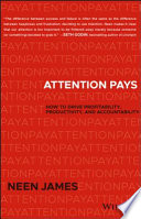 Attention Pays Book