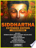 Siddhartha (Extended Edition) - By Hermann Hesse