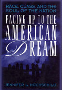 Facing Up to the American Dream
