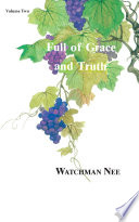 Full of Grace and Truth  vol 2