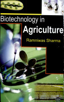 Biotechnology in Agriculture Book