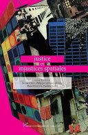 Justice et injustices spatiales Pdf/ePub eBook