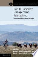 Natural Resource Management Reimagined