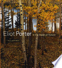 link to Eliot Porter : in the realm of nature in the TCC library catalog