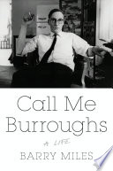 Call Me Burroughs Book