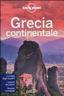 Guida Turistica Grecia continentale Immagine Copertina