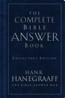 The Complete Bible Answer Book Pdf/ePub eBook