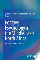 Positive Psychology in the Middle East North Africa