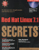 Red Hat Linux 7 1 Secrets