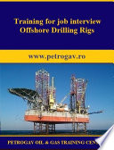 Training for job interview Offshore Drilling Rigs