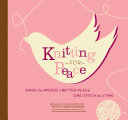 Knitting for Peace Pdf