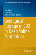 Geological Storage of CO2 in Deep Saline Formations