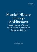 Pdf Mamluk History through Architecture Telecharger