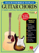 Teach Yourself to Play Guitar Chords
