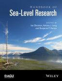 Handbook of Sea-Level Research Book