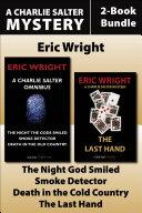 Charlie Salter Mysteries 4 Book Bundle