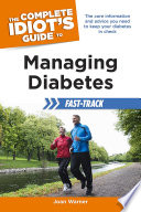 The Complete Idiot s Guide to Managing Diabetes Fast Track