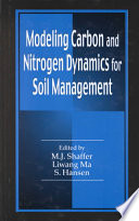 Modeling Carbon and Nitrogen Dynamics for Soil Management