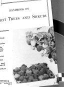 Handbook on Fruit Trees and Shrubs
