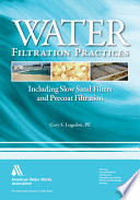Water Filtration Practices Book