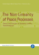The Non-Linearity of Peace Processes [Pdf/ePub] eBook