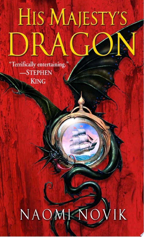 His Majesty's Dragon image