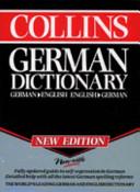 Collins German-English, English-German dictionary