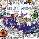 Zendoodle Coloring Presents Fairies in Dreamland