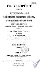 Encyclopédie moderne