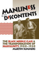 Manliness and Its Discontents ebook