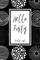 Hello Forty Bucket List