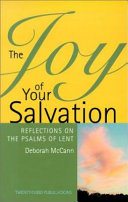 The Joy of Your Salvation Book