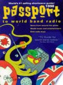 Passport to World Band Radio 1998