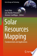 Solar Resources Mapping Book