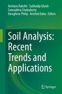 Pdf Soil Analysis: Recent Trends and Applications Telecharger