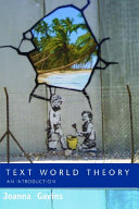 Pdf Text World Theory: An Introduction Telecharger