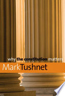 why the constitution matters
