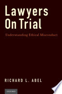 Lawyers on Trial
