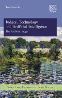 Judges, Technology and Artificial Intelligence Pdf